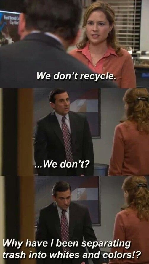 scene from tv show the office