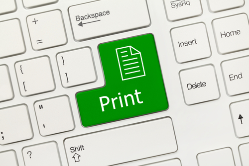 Are You a Green Printer? [Infographic]